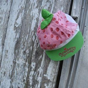 Strawberry Shortcake Hat